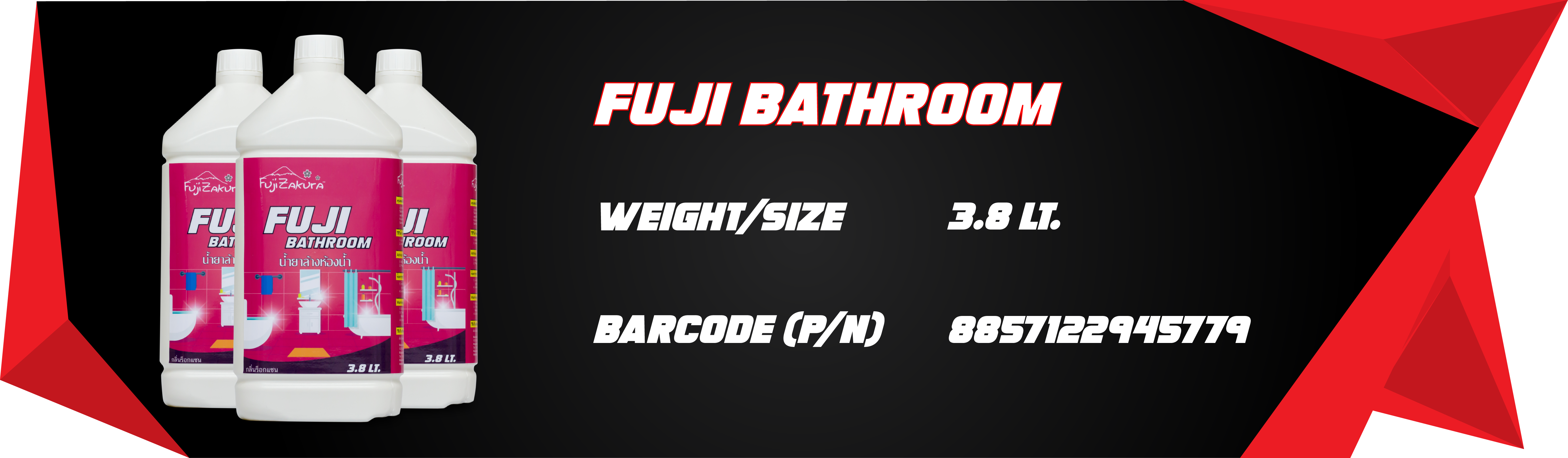 FUJI BATHROOM